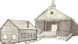 Cullen Baptist Church buildings